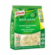 Knorr Professional Soup du Jour Chicken and Dumpling Soup Mix, 22.9 ounce -- 4 per case