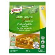 Knorr Professional Soup du Jour Chicken Tortilla Soup Mix, 14.4 Ounce -- 4 per case