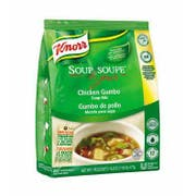 Knorr Professional Soup du Jour Chicken Gumbo Soup Mix, 16.9 ounce -- 4 per case