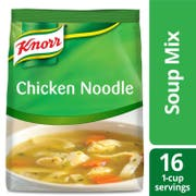 Knorr Professional Soup du Jour Chicken Noodle Soup Mix, 13.3 ounce -- 4 per case