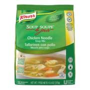 Knorr Professional Soup du Jour Chicken Noodle Soup Mix, 13.3 ounce -- 4 per case