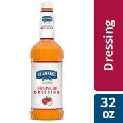 Hellmann's Classics French Salad Dressing Salad Bar Bottle, 32 Ounce -- 6 Per Case