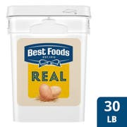 Best Foods Real Mayonnaise Pail, 4 gallon -- 1 each