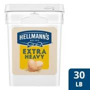 Hellmann's Extra Heavy Mayonnaise Pail, 4 gallon -- 1 each