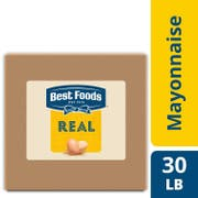 Best Foods Real Mayonnaise Bag in Box, 30 pound -- 1 each