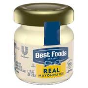 Best Foods Real Mayonnaise Mini Jars, 1.2 fluid ounce -- 72 per case