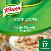 Knorr Professional Soup du Jour Potato Chowder Soup Mix, 26.6 ounce -- 4 per case