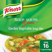 Knorr Professional Soup du Jour Garden Vegetable Soup Mix, 8.7 ounce -- 4 per case