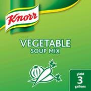 Knorr Professional Soup Mix Vegetable, 19.01 ounce -- 6 per case