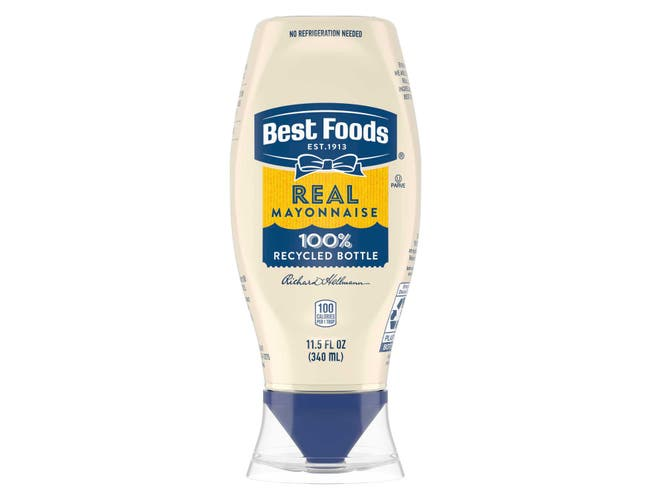 Best Foods Real Mayonnaise Squeeze Bottle, 11.5 ounce -- 12 per case