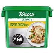 Knorr Professional Ultimate Roasted Chicken Stock Base, 5 Pound -- 4 per case