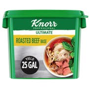 Knorr Professional Ultimate Roasted Beef Stock Base, 5 Pound -- 4 per case