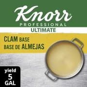 Knorr Professional Ultimate Clam Stock Base, 1 pound -- 6 per case