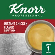 Knorr Professional Low Sodium Chicken Gravy Mix, 1 pound -- 6 per case