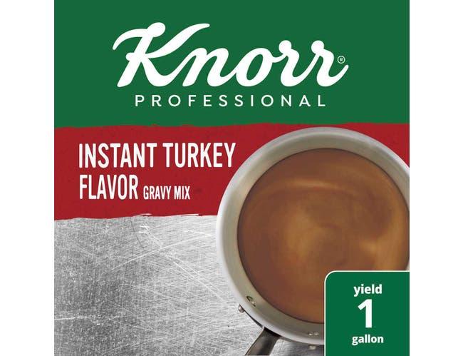 Knorr Professional Turkey Gravy Mix, 1 pound -- 6 per case
