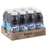 Juice Tropicana Grape Plastic Bottle -- 12 Case 15.2 Ounce