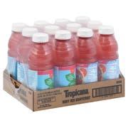 Juice Tropicana Ruby Red Grapefruit Plastic Bottle -- 12 Case 15.2 Ounce