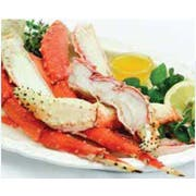 Oyster Bay King Crab 9/12 Count In Shell Cooked Wild Red Leg and Claw, 20 Pound -- 1 each
