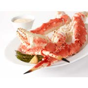 Oyster Bay King Crab 20/24 Count In Shell Cooked Wild Red Leg and Claw, 20 Pound -- 1 each