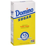 Domino Granulated Sugar, 1 Pound -- 24 per case.