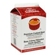 Richs Premium Custard Base, 8.8 Pound -- 4 per case.