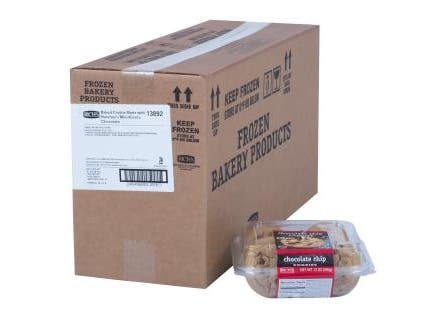 Richs Fully Baked Chocolate Chip Cookies, 12 Ounce -- 12 per case.