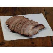 Rich Smokehouse Bar B Q Byrons Sliced Beef Brisket, 5 Pound -- 2 per case.