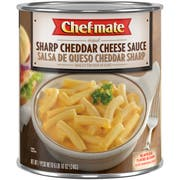 Chef Mate Sharp Cheddar Sauce 6 Case 96 Ounce