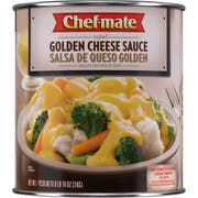 Chef-mate Golden Cheddar Cheese Sauce, 106 Ounce -- 6 per case