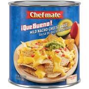 Nestle Chef Mate Que Bueno Mild Nacho Cheese Sauce, 106 Ounce -- 6 per case.