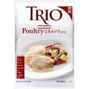 Trio Low Sodium Gravy Pouch 8 Case 22.6 Ounce