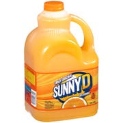 Sunny Delight Shelf Stable Tangy Original Juice, 128 Fluid Ounce -- 4 per case.