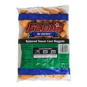 Freds Battered Corn Nuggets, 2 Pound -- 6 per case