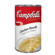 Campbells Chicken Noodle Soup - 50 oz. can, 12 per case