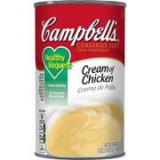 Campbells Healthy Request Cream Chicken Soup - 50 oz. can, 12 per case