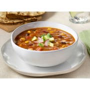 Campbells Signature Southwestern Vegetarian Chili Soup, 4 Pound -- 4 per case.