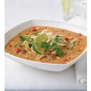 Campbells Reserve Wicked Thai Style Chicken and Rice Soup, 4 Pound -- 4 per case.