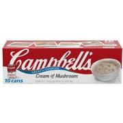 Campbells Cream of Mushroom Soup, 105 Ounce -- 1 each