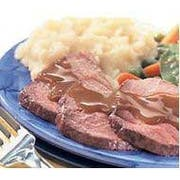 Swanson Beef Broth, 49.5 Ounce -- 12 per case.