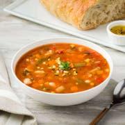 Campbells Reduced Sodium Vegan Vegetable Soup, 4 Pound -- 4 per case