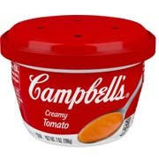 Campbells Creamy Tomato Soup, 7 Ounce -- 6 per case