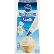 Pillsbury Filled Pastry Bag Vanilla Frosting, 16 Ounce -- 6 per case
