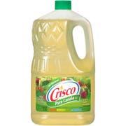 Crisco Pure Canola Oil, 1 Gallon -- 4 per case.