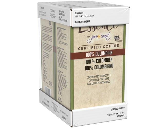 Java Coast 100 Percent Colombian Concentrated Liquid Coffee, 2 Liter -- 2 per case.