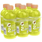 Gatorade G2 Lemon Lime Sports Drink, 12 fluid ounce -- 24 per case