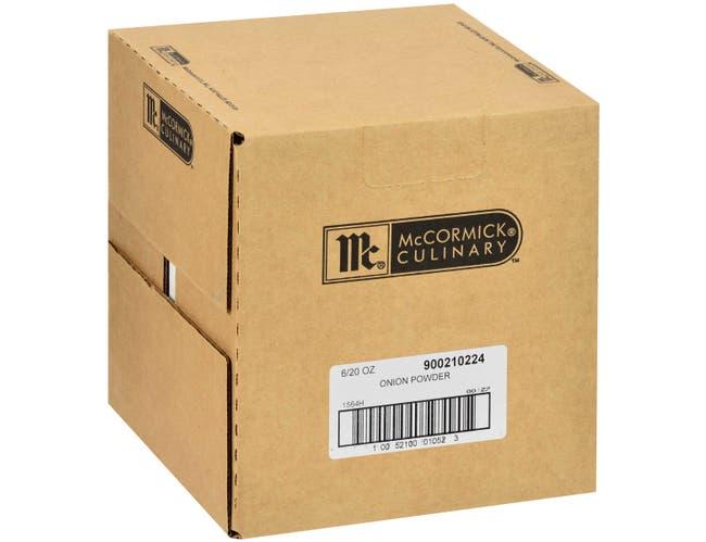 McCormick Culinary Onion Powder, 20 oz. -- 6 per case