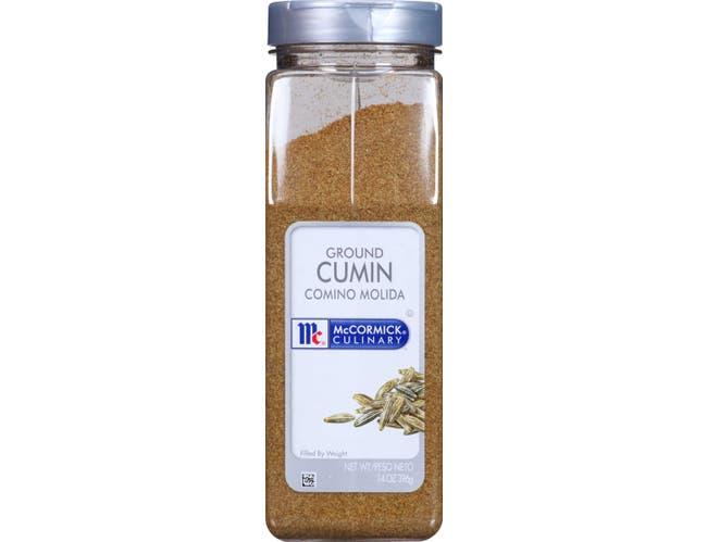 McCormick Culinary Ground Cumin, 14 oz. -- 6 per case