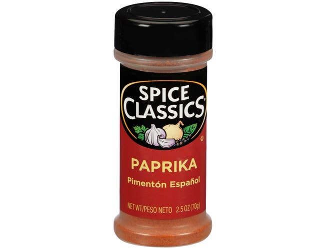 Spice Classics Paprika, 2.5 Ounce -- 12 per case.