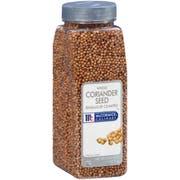 McCormick Culinary Whole Coriander Seed, 11 oz. -- 6 per case