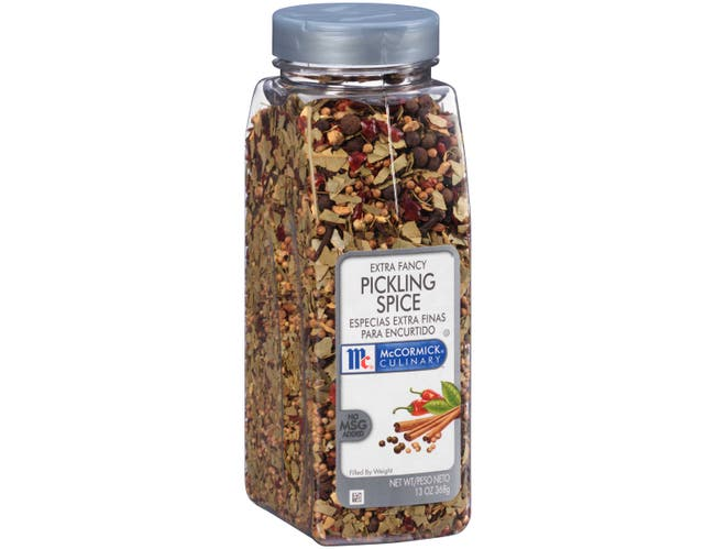 McCormick Culinary Extra Fancy Pickling Spice,13 oz. -- 6 per case
